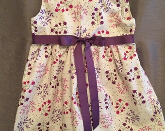Girls sundress size 3