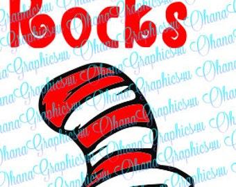Reading Rocks SVG