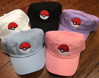 Pokemon PokeBall Hat