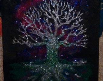 The Crystallised Tree