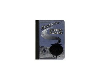 IPad 2 case,IPad 3 Case,Ipad 4 Case Ipad Air/Air 2 Case Ipad Pro 9.7/12.9 Faux Leather Folio Case Harry Potter-Potion making Book Folio Case