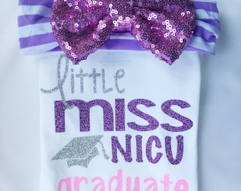 NICU graduate/ babygirl/ baby girl clothing set/ sweetsparkle