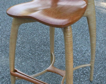 Counter Height Stool Etsy