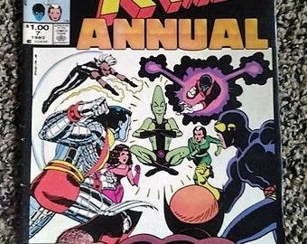 un-canny xmen annual 7//1983//marvel comics//fine/very fine condition