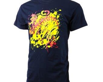 Softball Explosion Short Sleeve Softball T-Shirt, Softball Shirts, Softball Gift