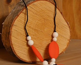 Teething necklace / / Teething necklace
