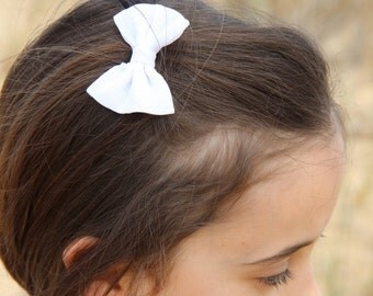 Barrette hair barrette to node, node barrette, knots to hair pins
