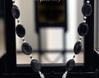Love Stones collection: Model Darkness necklace