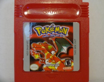 Pokemon Red gameboy