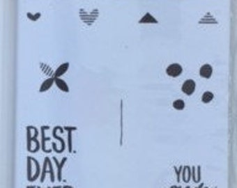 Stampin Up! Best Day Ever Sale-A-Bration