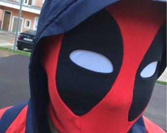 Deadpool Balaclava Style Mask - Warm and Comfortable