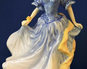 REDUCED - Retired Royal Doulton Ladies Figurine 'Rebecca' HN4041