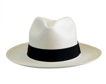 Classic Panama Hat white