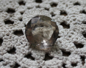 Faceted Natural Citrine From Brazil 1