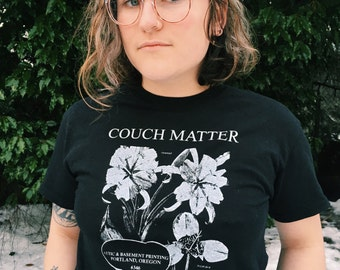 Couch Matter 'Stargazer Lily' Tee
