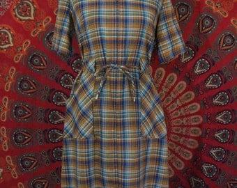 Vintage 1970s Sears dress