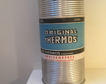 Original Thermos Vintage German Flask