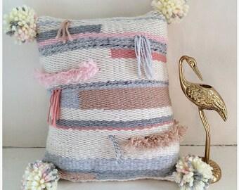 Hand Woven Cushion