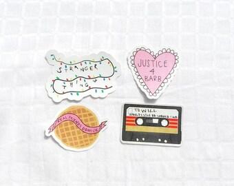 Stranger Things Sticker Pack