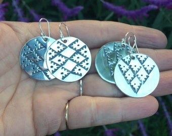 South West Coin Earrings