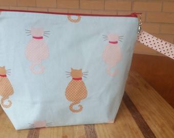 Project Bag Medium 'Cats'