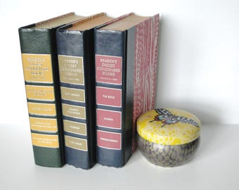 Vintage, Reader's Digest, Condensed Books, Series, Volume 2, 1982, 1988, 1989