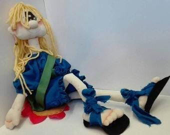 Hippie doll