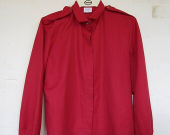 Red Fable Shirt - 16