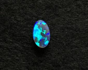 1 ct. Semi-Black Opal Lightning Ridge Australia