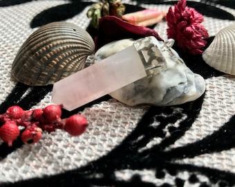 Rose Quartz- healing crystals