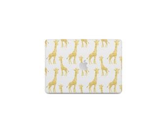 Giraffe Macbook Case