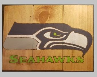 Seahawks Wall art