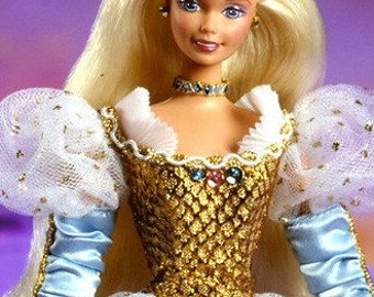 Barbie as Cinderella from the Classic Fairy Tale Series for Children