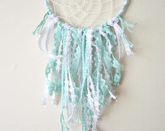Teal Dream Catcher / Nursery Dream Catcher