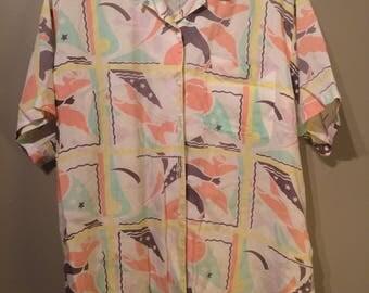 Vintage summery shirt