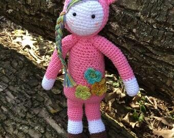 Unicorn Lalylala Doll, Unicorn, Doll, Pink Doll, Pink Unicorn