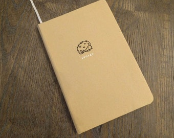 Kraft Hardcover Notebook