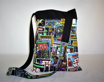 Star Wars Messenger Bag Comic Print