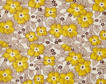 Hadley - Floral Sunflower by Denyse Schmidt/ Free Spirit Fabrics - Sold by the Yard