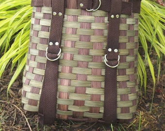 Forest Forager Mini Backpack Basket
