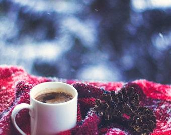 Coffee Winter Fantasy, PhotoPrint