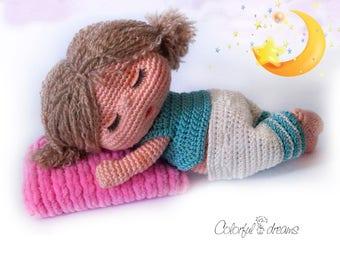 Crochet pattern Sophia
