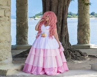 Rose Quartz Costume Steven Universe Custom Cosplay Comission Seam - Under Measure