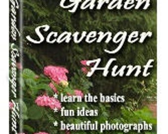 Garden Scavenger Hunt eBook by Kris Williams