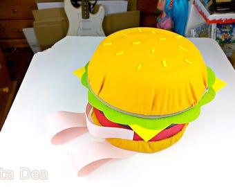 Hamburger Steven Universe - Cheeseburger Backpack Backpack