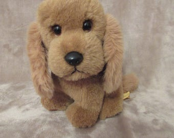 Vintage ASPCA Plush Dog - Andrew - 1994 - EUC
