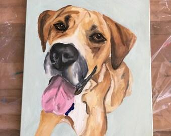 "Custom 8x10"" Oil Painting"