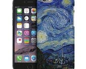 Starry Night Van Gogh Phone Case for iPhone Cases iPod Touch Cases and Samsung Galaxy Cases