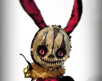 Rudi LongHead teddy doll OOAK