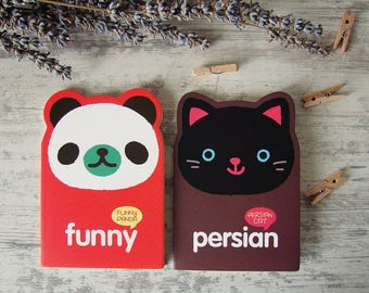 Animal notebooks